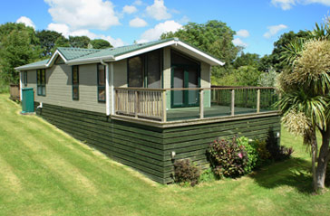 Porthllongdy Farm Luxury Holiday Lodges for sale on Anglesey