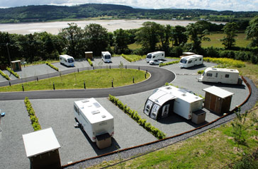 Touring Caravans Anglesey at Porthllongdy Farm