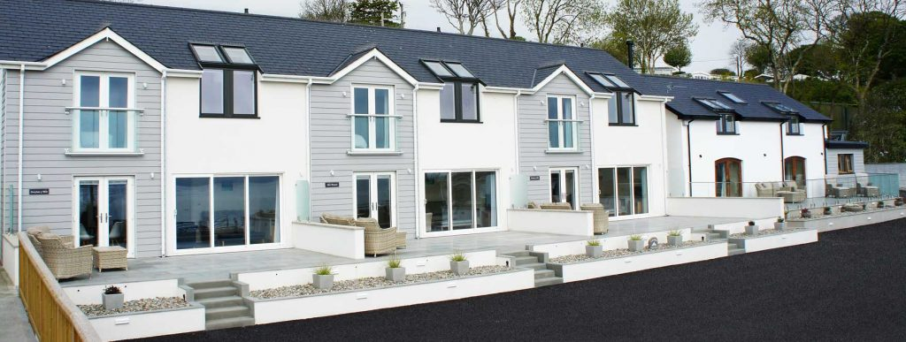 Luxury holiday rental on Anglesey