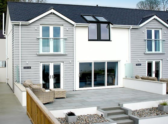 Luxury holiday let Anglesey