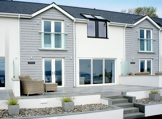 luxury holiay rental Anglesey