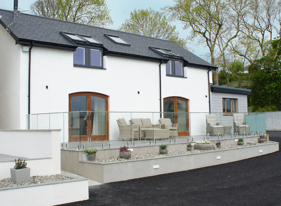 Holiday rental on Anglesey