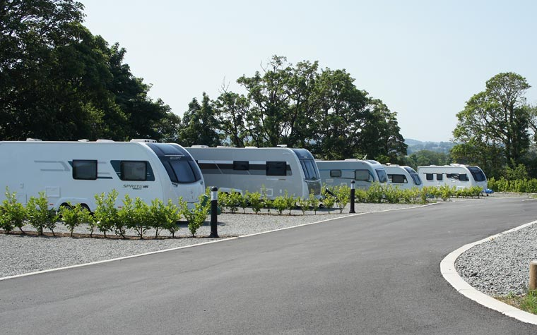 SEASONAL TOURING PITCHES ANGLESEY