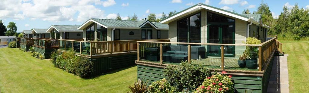 lodges on Anglesey